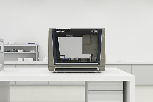 Hamilton Microlab NIMBUS